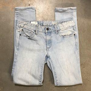 Gap Light Wash Always Skinny Jeans Size 27R